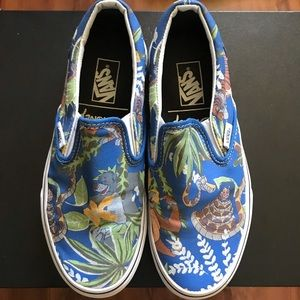 The Jungle Book Vans